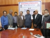 MoU Signing for CATSA Course