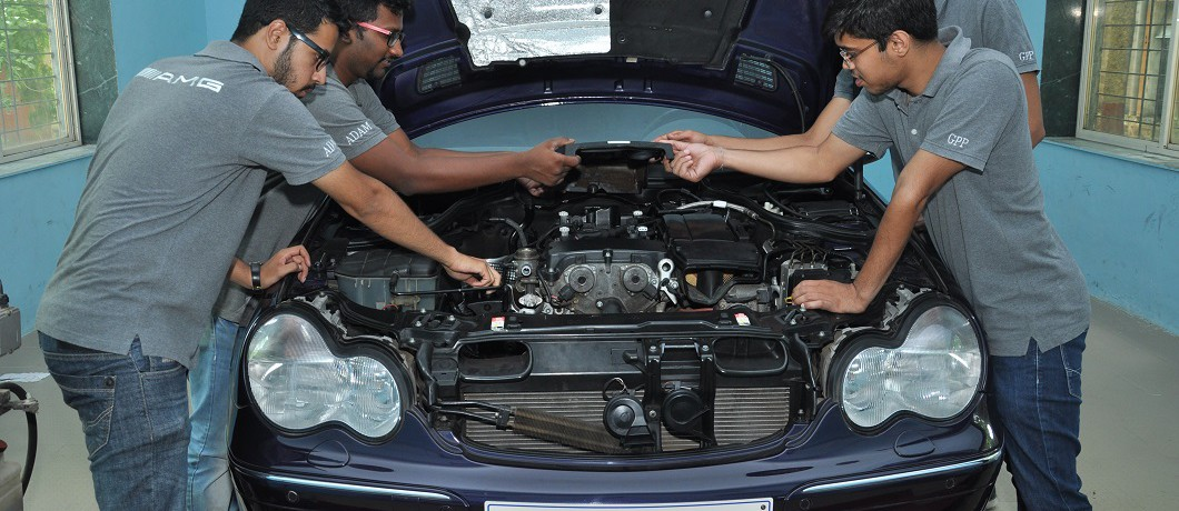 Advanced Diploma In Automotive Mechatronics Course Government Polytechnic Pune